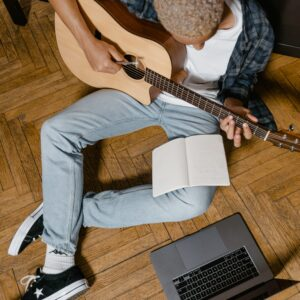 Ecole musique cours instrument MuscicaLille MusicaDistance guitare cours en ligne